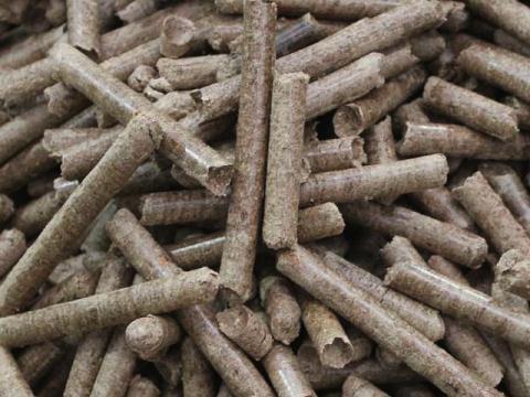 Viên nén gỗ, mùn cưa được phương Tây và Nhật Bản, Hàn Quốc sử dụng