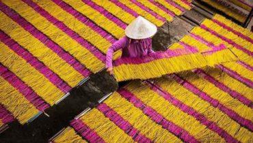 Ấn Độ hạn chế nhập khẩu hương nhang,