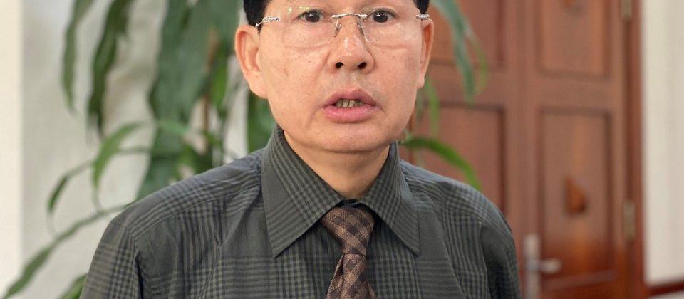 Ông Đỗ Xuân Lập, Chủ tịch Hiệp hội Gỗ và Lâm sản Việt Nam