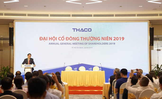 dai hoi thuong nien thaco 2019